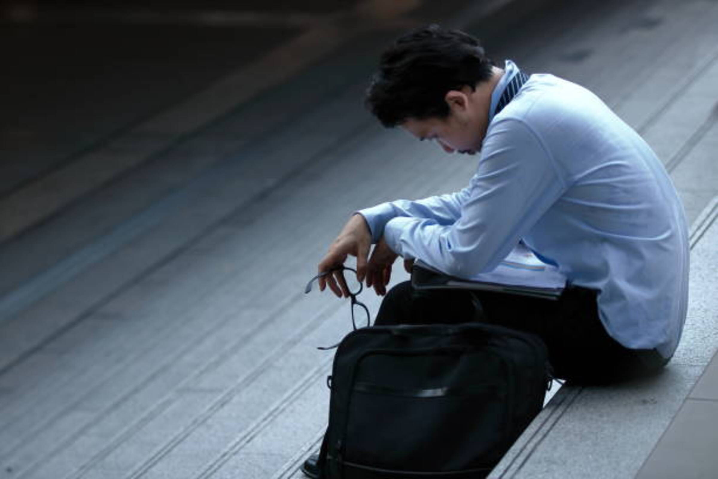 Unemployment causes anxiety and depression.